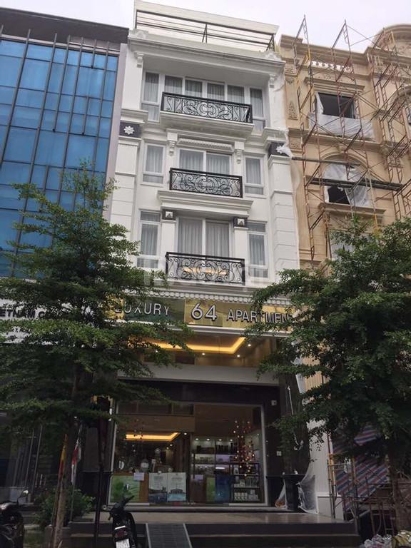 New! Cho thuê khách sạn cao cấp 16 phòng ở Phú Mỹ Hưng, Quận 7 giá tốt