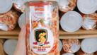 Mực khô xé sợi hấp nước dừa (ảnh 1)