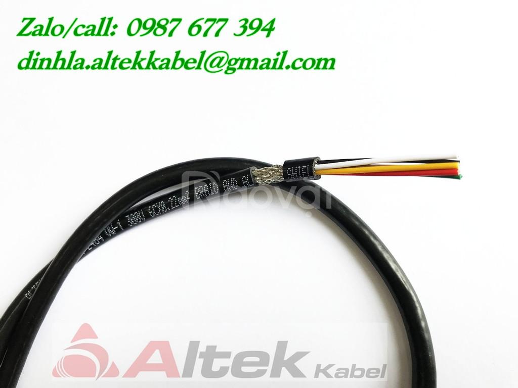 Cáp tín hiệu chống nhiễu - Nhà phân phối độc quyền cáp Altek Kabel