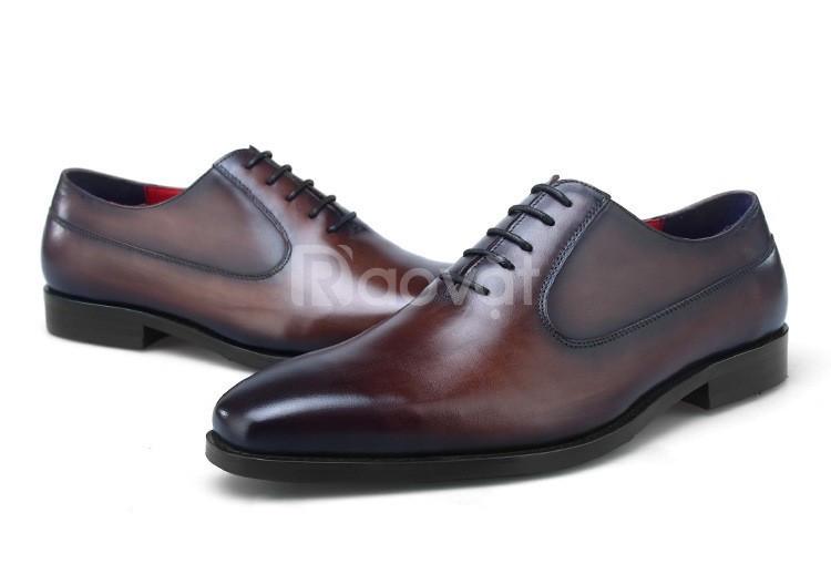 Giày Oxford,giày cưới cao cấp hiệu Lamen (ảnh 1)