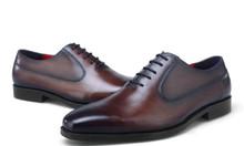 Giày Oxford,giày cưới cao cấp hiệu Lamen