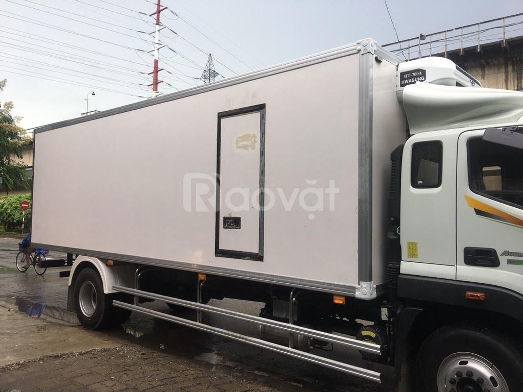 Xe tải đông lạnh 9 tấn Thaco C160 Hải Phòng