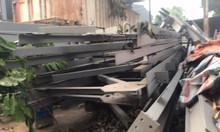 Thanh lý cột kèo sắt nhà xưởng giá rẻ