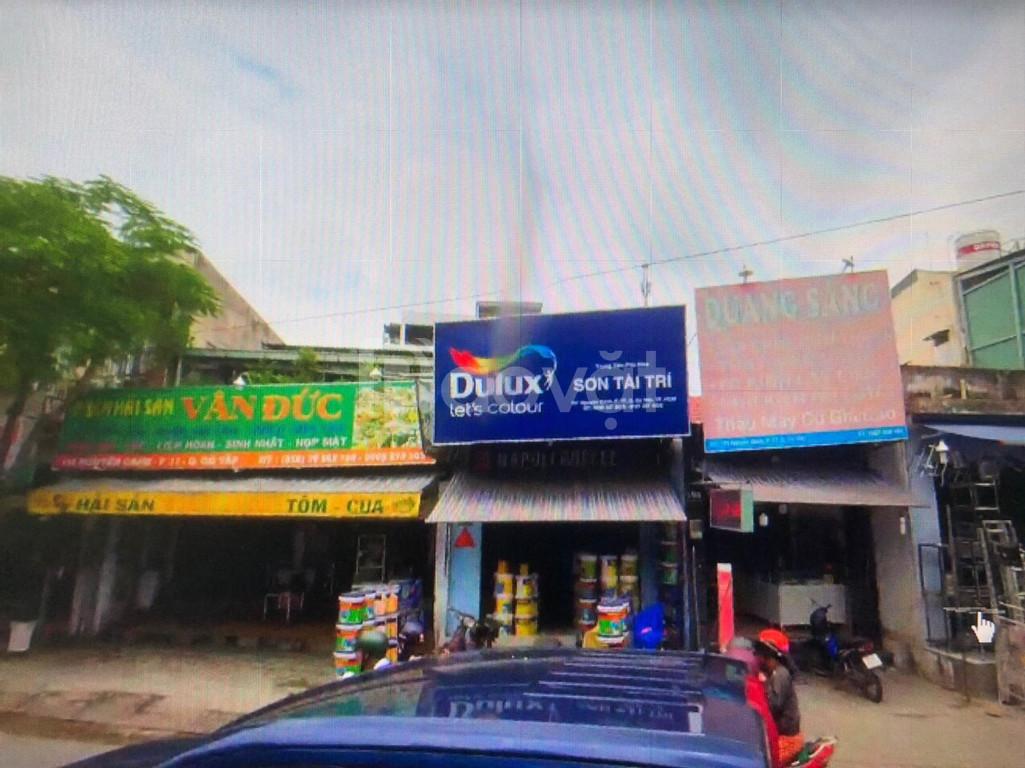 Tôi cần bán gấp căn nhà 1 trệt 1 lầu MT đường Nguyễn Oanh P17 Gò Vấp