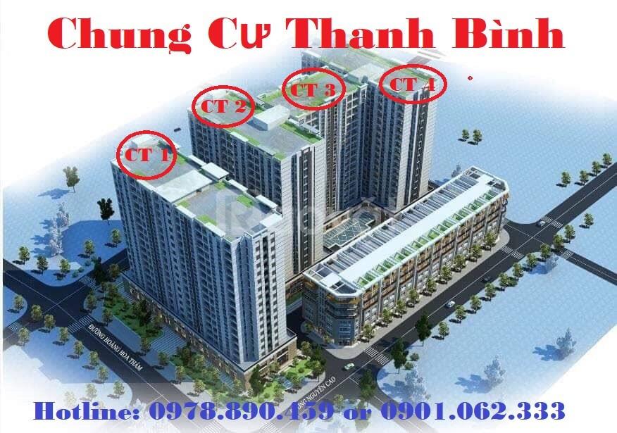 Bán Chung Cư Thanh Bình Bắc Ninh - Mua Nhà Trả Góp