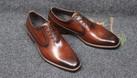 Giày Oxford,giày cưới cao cấp hiệu Lamen (ảnh 6)