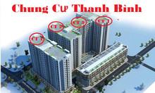 Bán chung cư Thanh Bình giá chủ đầu tư, hỗ trợ vào tên chính chủ