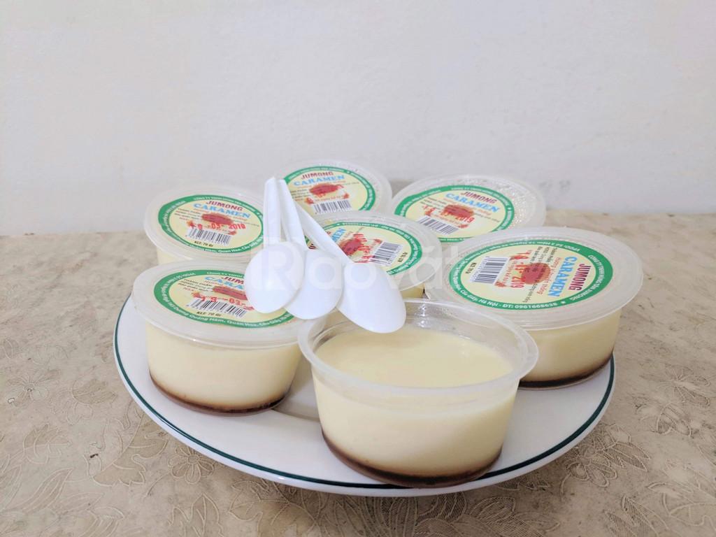 Sỉ lẻ caramen, caramen giá rẻ, sữa chua nếp cẩm Hà Nội