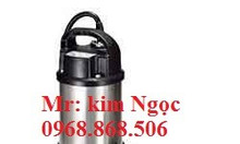 Bảng giá bơm nước thải inox 0.75kw, 1hp