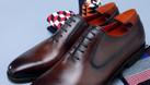 Giày Oxford,giày cưới cao cấp hiệu Lamen (ảnh 7)