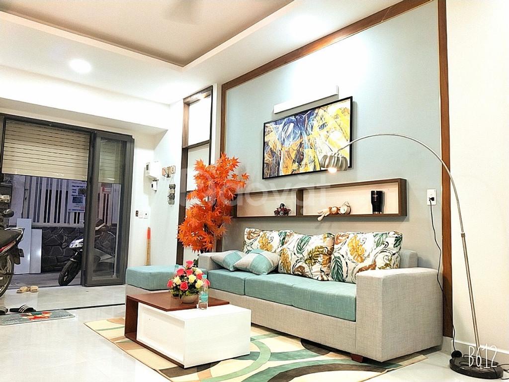 Bán nhà mới 499/ Quang Trung-P10 -Gò Vấp, tặng Full nội thất y hình