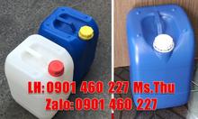 Can nhựa 20 lít đựng hóa chất công nghiệp