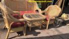 Bàn ghế sofa mây tự nhiên  (ảnh 7)