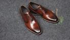 Giày Oxford,giày cưới cao cấp hiệu Lamen (ảnh 5)
