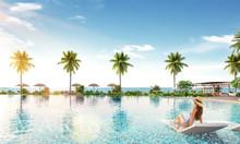 Sở hữu ngay biệt thự tại Quần thể nghỉ dưỡng đầu tiên tại Vũng Tàu