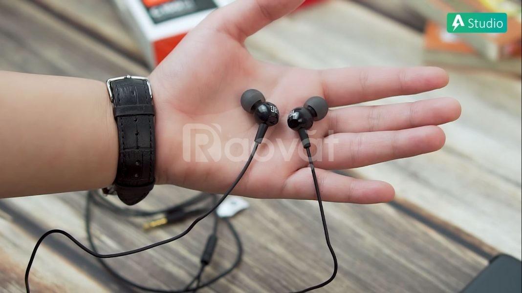 Tai nghe nhét tai giá rẻ JBL C150SI