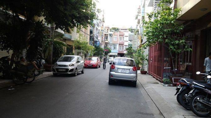 Nhà đường Cao Thắng P3 Q3, hẻm ôtô tránh 45m2, 6.8 tỷ