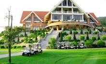 Bán lô đất 1000m2 biệt thự sân golf Tam Đảo E57, giá 4 tr/m2, có sổ đỏ