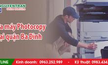 Dịch vụ sửa máy photocopy tại quận Ba Đình