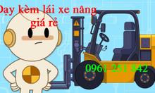 Đăng kí học lái xe nâng nâng nhận nhiều ưu đãi tại Long Thành Đồng Nai