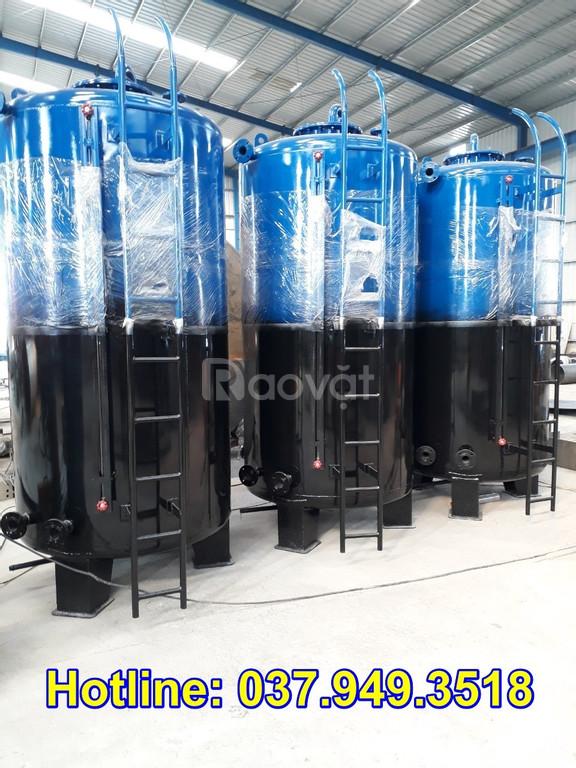 Bồn chứa dầu cho máy phát điện