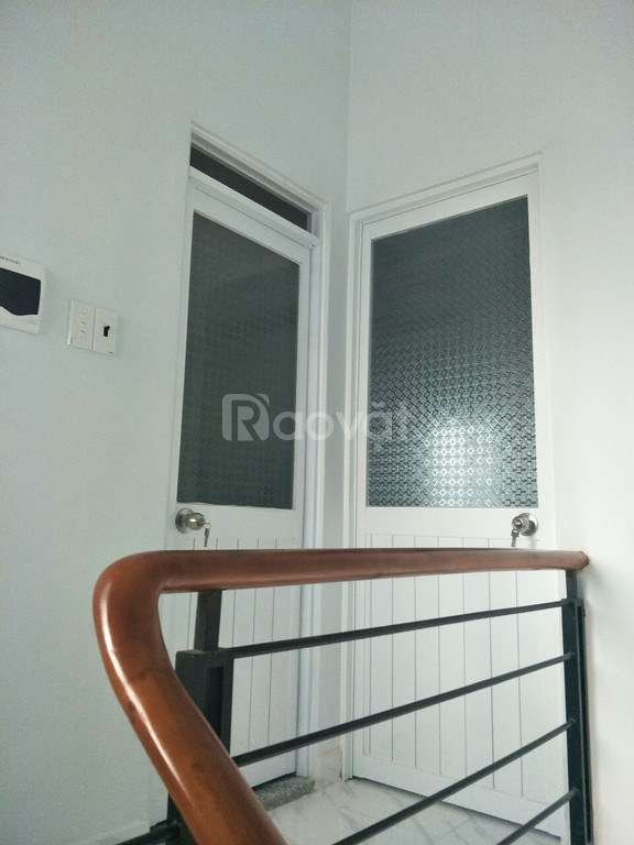 Bán nhà 1 trệt 1 lầu, sổ đỏ thổ cư, đường Bình Mỹ, Củ Chi, giá tốt