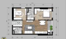 Căn hộ số 12 tầng trung tòa CT3 chung cư Iris Garden