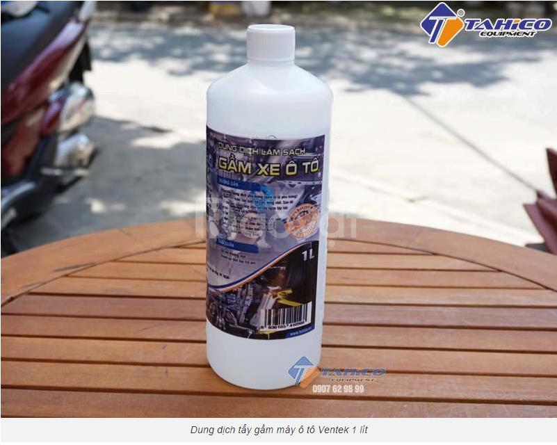 Dung dịch tẩy gầm máy ôtô Ventek 1 lít