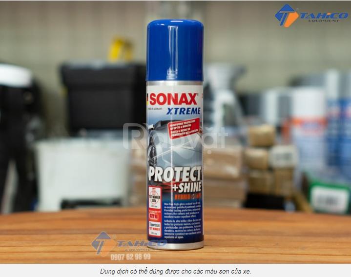 Chai xịt phủ Nano bóng sơn Sonax xtreme Protect Shine