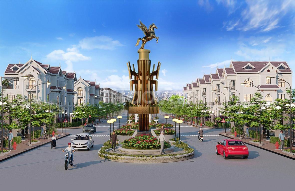 Quá rẻ 980 triệu 1lô đất liền kề biệt thự khu sân golf quốc tế Đồng Mô