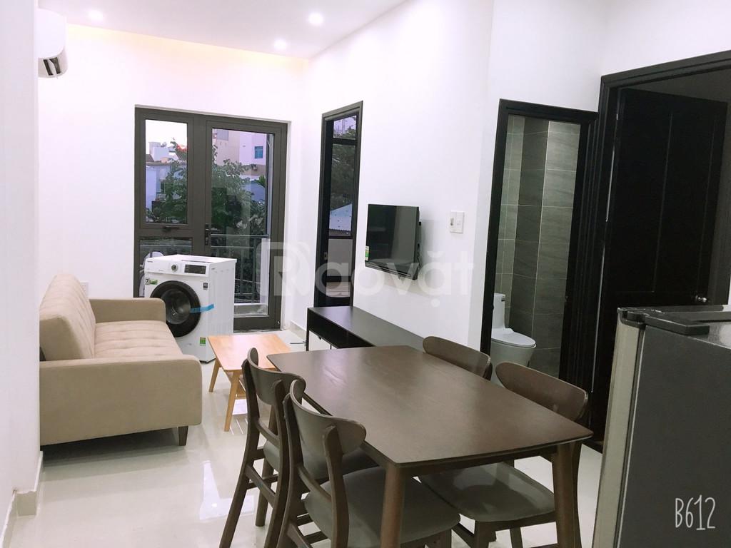 Căn hộ mới xây full nội thất dt 33m2 – 1PN ở Hải Châu