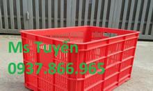 Thùng nhựa rỗng HS004 giá rẻ, chất lượng