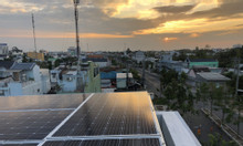 Lắp đặt hệ thống điện năng lượng mặt trời tại Miền Tây