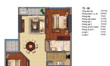 Siêu rẻ căn hộ Times City 3 PN DT 119m giá chỉ có 3,9 tỷ