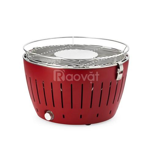 Bếp nướng than hoa không khói nam hồng Lotus BN02