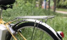 Xe đạp điện trợ lực tay ga hàng Nhật bãi cũ giá rẻ TP HCM X16