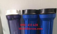 Cốc lọc nhựa 10 inch lọc cặn trong nước, thực phẩm, hóa chất