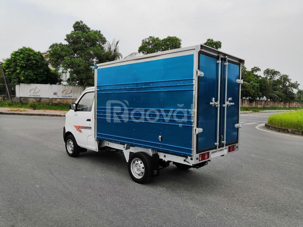 Xe tải nhỏ dongben, 50 triệu nhận xe