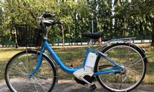 Xe đạp điện trợ lực tay ga hàng Nhật bãi cũ giá rẻ Tp HCM X15