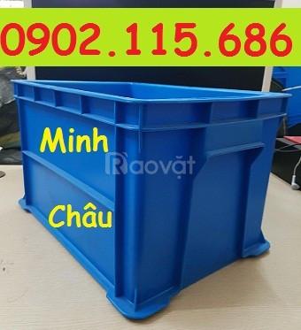 Thùng nhựa cơ khí, thùng nhựa công nghiệp, thùng nhựa đựng đồ
