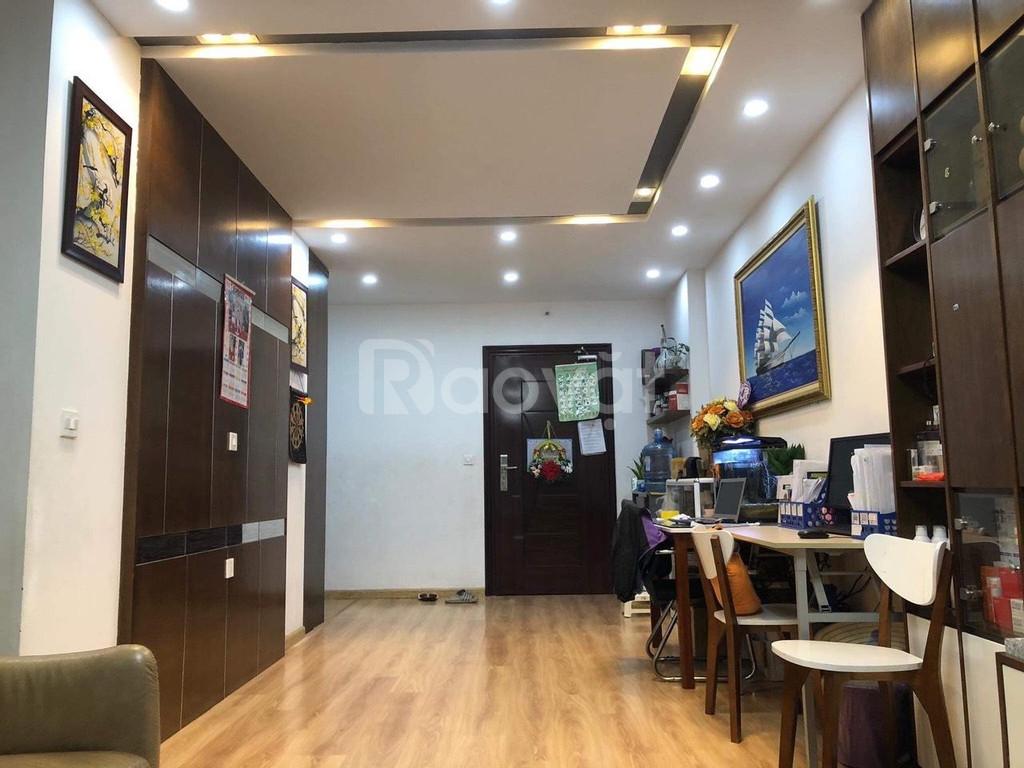 Bán căn hộ KĐT Nghĩa Đô- ngõ 106 Hoàng Quốc Việt, sổ đỏ 70m2, full đồ