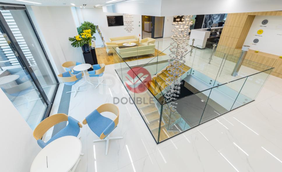 Văn phòng cho thuê Quận 1, đường Lê Duẩn - DT 720m2 giá 48 usd/m2