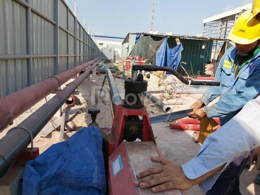 Bitum quấn ống bảo vệ chống ăn mòn ống PCCC