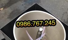 Máy bóc vỏ hành tỏi inox 100% inox