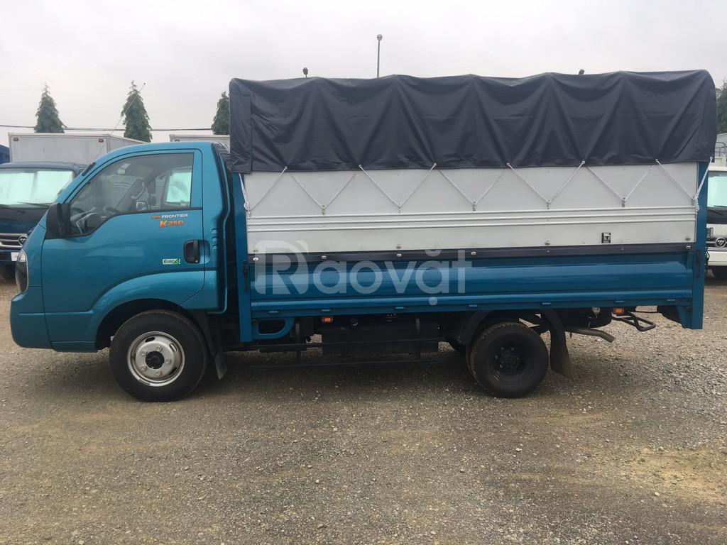 Xe tải 2.5 tấn Kia K250 2020