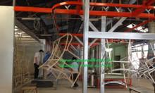 Chi phí mở xưởng sơn tĩnh điện