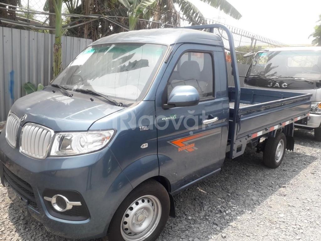 Xe tải nhỏ Dongben T30, thùng dài 2,9m, được ưa chuộng trên thị trường
