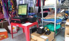 Trọn bộ máy tính tiền cho shop, tạp hóa, siêu thị mini tại Đồng Nai