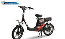 Mẫu xe đạp điện làm khuynh đảo thị trường Luck Osaka