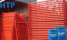Sơn dầu Cadin cho sắt thép chính hãng, giá tốt Sài Gòn